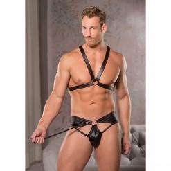 Allure For Men - Body Ring Harness Set