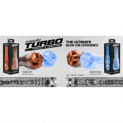Fleshlight Turbo - Ignition Copper