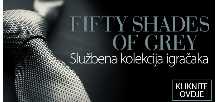 Fifty Shades of Gray - službena kolekcija igračaka