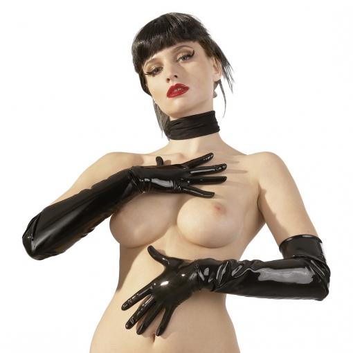 Late X - Latex rukavice preko lakta