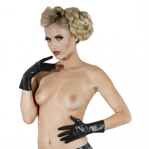 Late X - Latex rukavice do zapešća