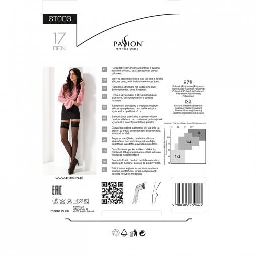 Passion - Samostojeće čarape No. 6