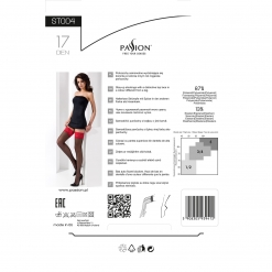 Passion - Samostojeće čarape No. 1