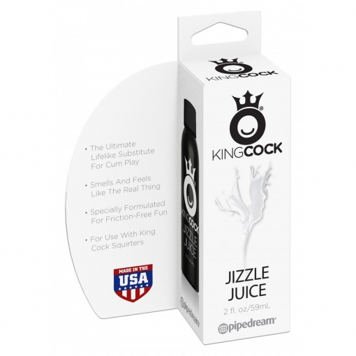 King Cock - Jizzle Juice, 59 ml