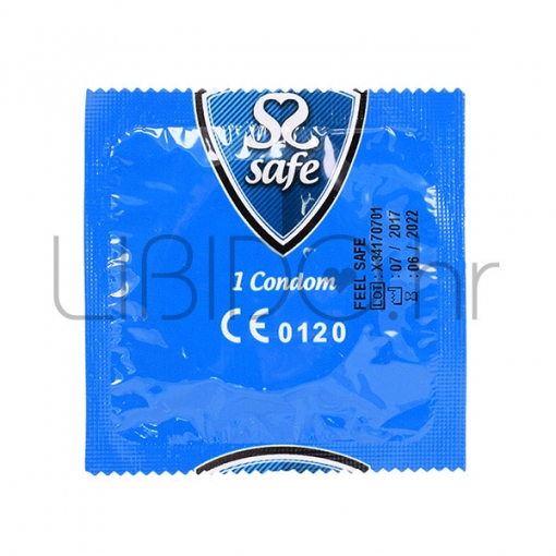 Safe – Ultra-thin kondom, 1 kom