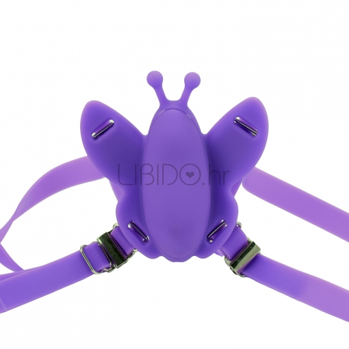 Cal Exotics - Silicone Remote Venus Butterfly