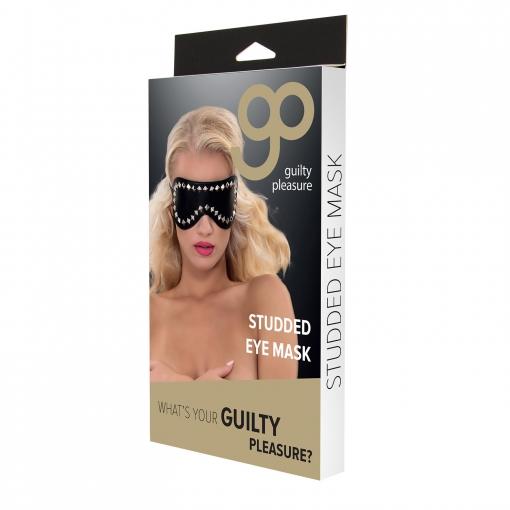 Guilty Pleasure - Studded Eye Mask