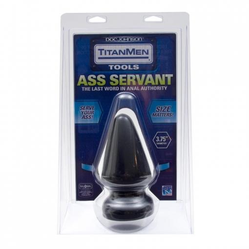 Titanmen - Ass Servant