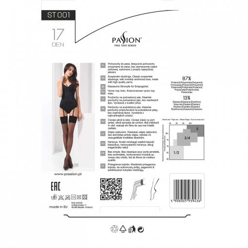 Passion - Samostojeće čarape No. 8
