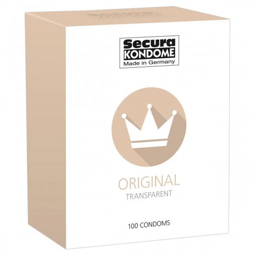 Secura - Original kondomi, 100 kom
