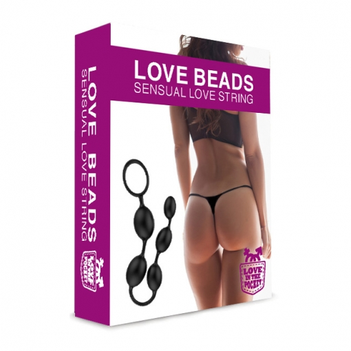 Love in the Pocket - Love Beads analne kuglice