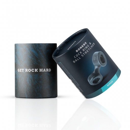 Boners - Cock Ring & Ball Stretcher