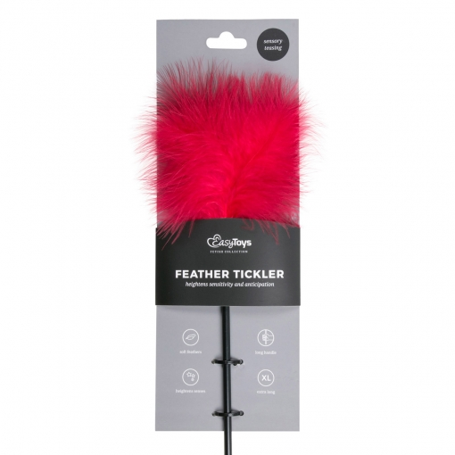 Fetish Collection - Feather Tickler Long