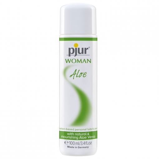 Pjur Woman - Aloe, 100 ml