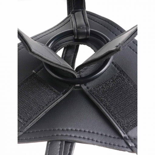 King Cock – Strap-on, 15 cm