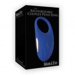 Adam & Eve - Rechargeable Couples Penis Ring