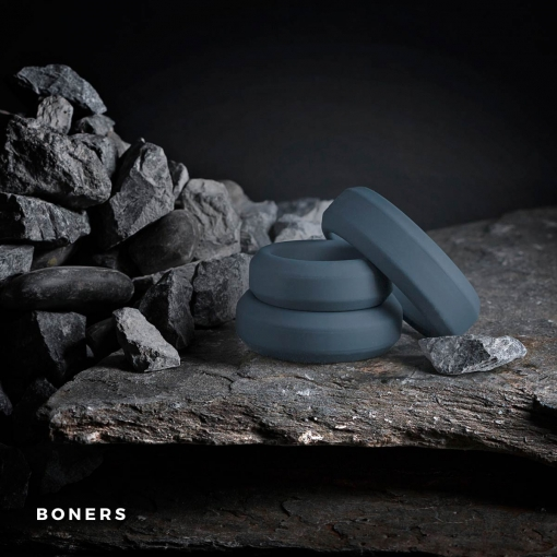 Boners - Cockring Set, 3 kom