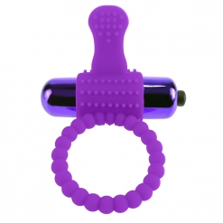 Fantasy C-Ringz - Vibrating Silicone Super Ring