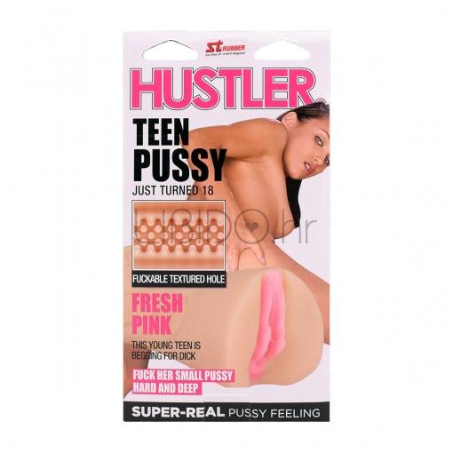 Hustler - Teen Pussy masturbator