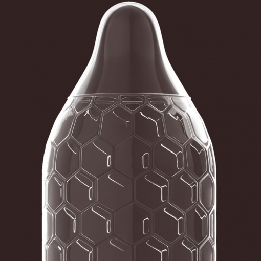 Lelo - Hex Respect XL kondomi, 12 kom