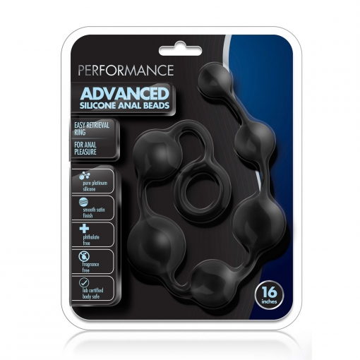 Performance - Advanced Silicone Anal Beads