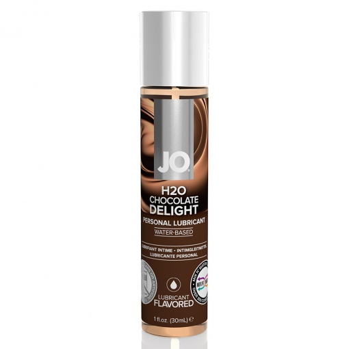 System JO - H2O Lubricant Chocolate, 30 ml