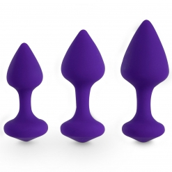 FeelzToys - Bibi Butt Plug Set