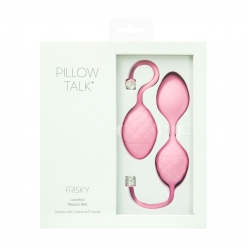 Pillow Talk - Frisky Kegel kuglice