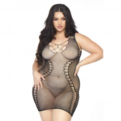 Leg Avenue - Mini haljina No. 1 Plus Size