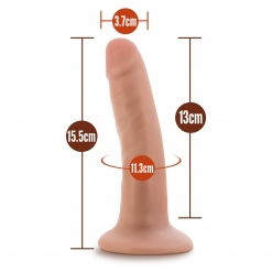 Blush - Silicone Willy Dong 14 cm