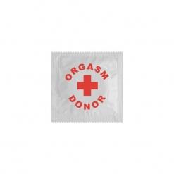 Kondom - Orgasm Donor, 1 kom