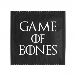 Kondom - Game of Bones, 1 kom