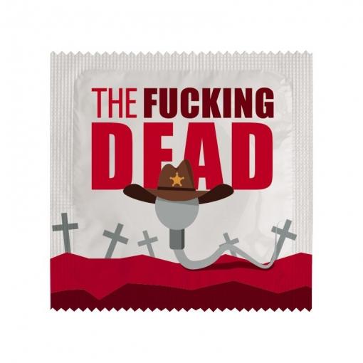 Kondom - The Fucking Dead, 1 kom