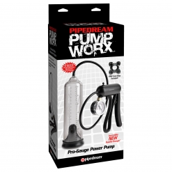 Pump Worx - Pro-Gauge Power Pump
