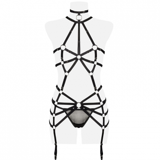 Grey Velvet - Dvodijelni harness