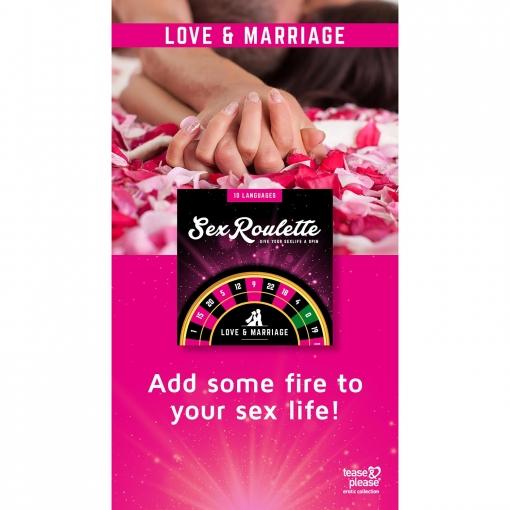Tease & Please - Sex Roulette Love & Marriage