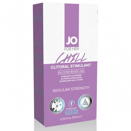 System JO - Clitoral Stimulant Chill, 10 ml