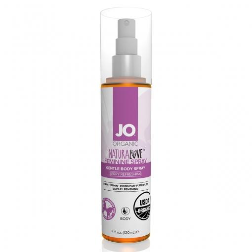 System JO - Organic Naturalove intimni dezodorans, 120 ml