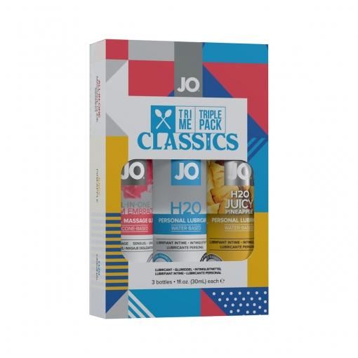 System JO - Tri Me Triple Pack Classic