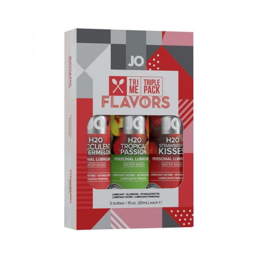 System JO - Tri Me Triple Pack Flavors
