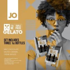 System JO - Tri Me Triple Pack Gelato