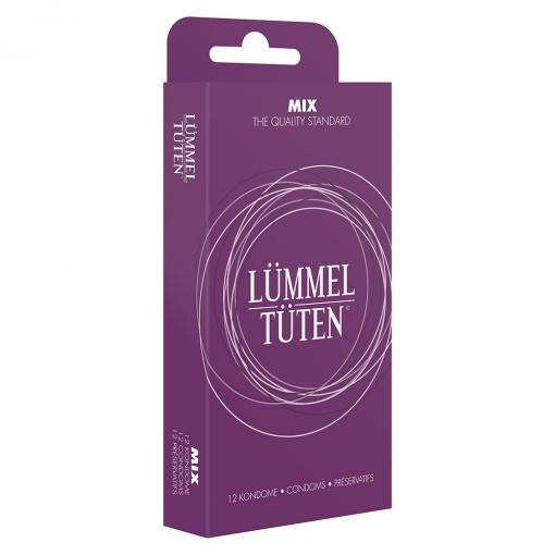 Lummeltuten – Mix kondomi, 12 kom