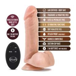 Blush - Silicone Willy dildo s daljinskim upravljačem, 20 cm