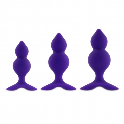 FeelzToys - Bibi Twin Butt Plug Set