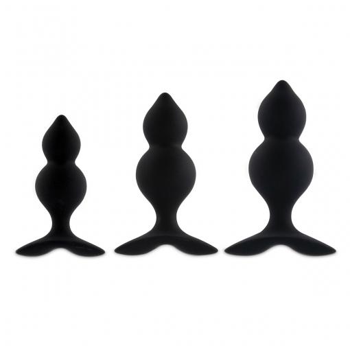 FeelzToys - Bibi Twin Butt Plug Set