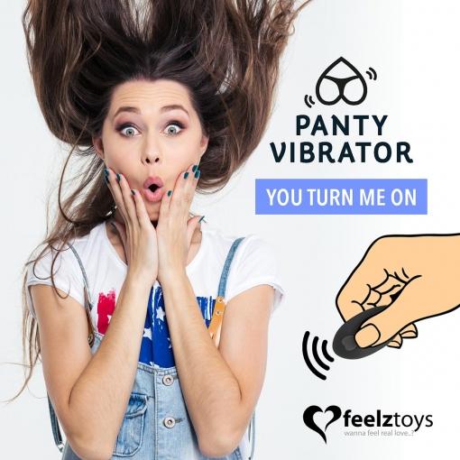 FeelzToys - Panty Vibrator