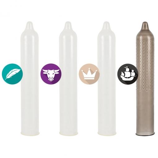 Secura - Test the Best mix kondoma, 12 kom