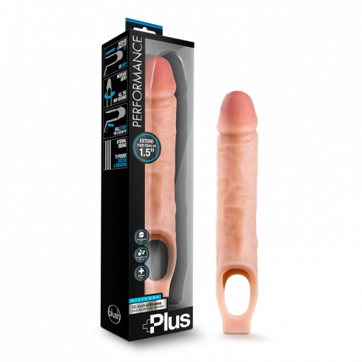 Performance Plus - Silicone Extender, 25 cm
