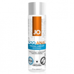 System JO – H2O Anal Lubricant, 120 ml