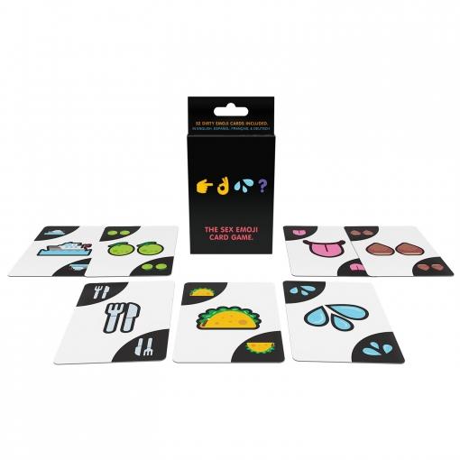 Kheper Games - DTF Emoji karte